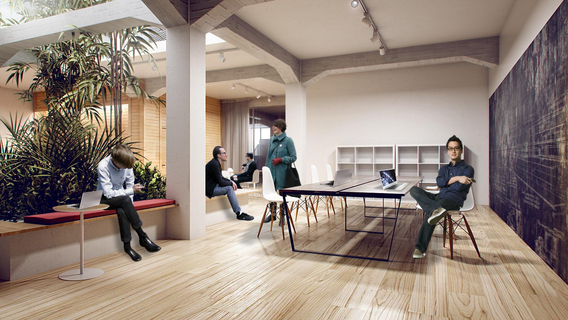 Coworking e startup yoroom e lo scambio economico for Carrozziere milano economico