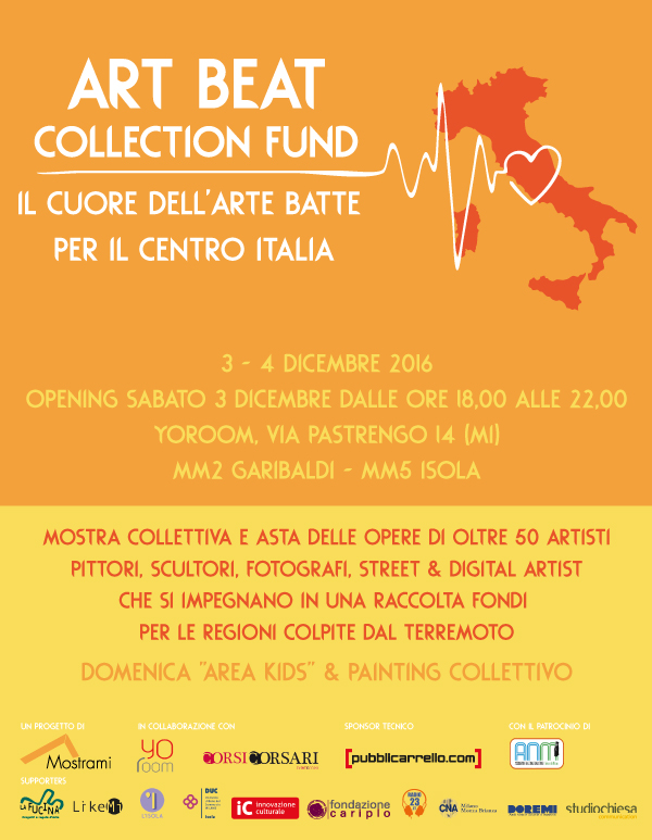 Risultati immagini per ART BEAT COLLECTION FUND