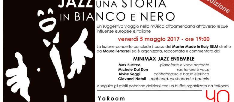 Storia del Jazz @YoRoom 20170505