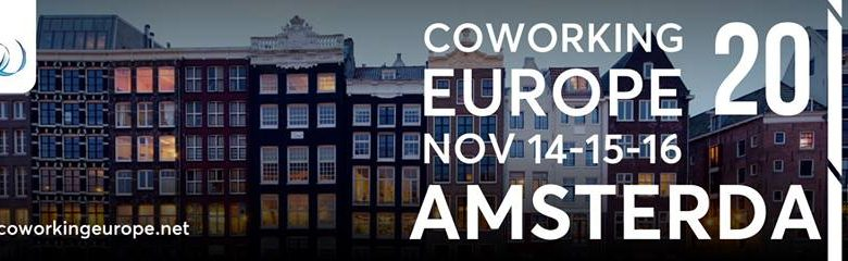 Coworking Europe Conference 2018