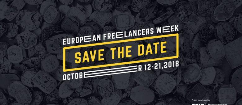 European Freelancers Week 2018