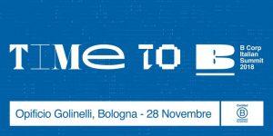 BCorp Italian Summit 2018