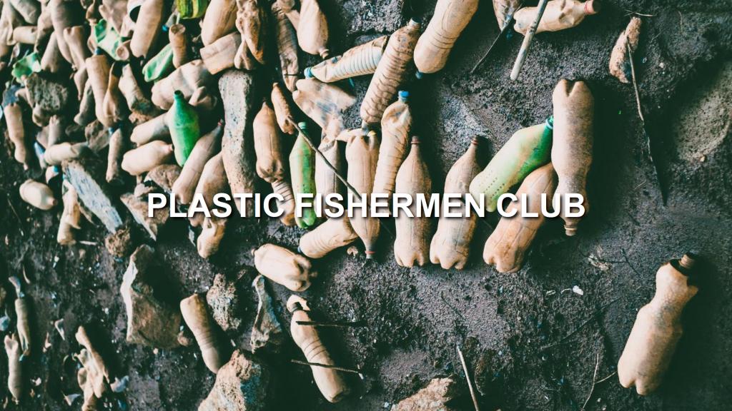 The Plastic Fishermen Club - eventi di raccolta e rigenerazione della plastica in Italia