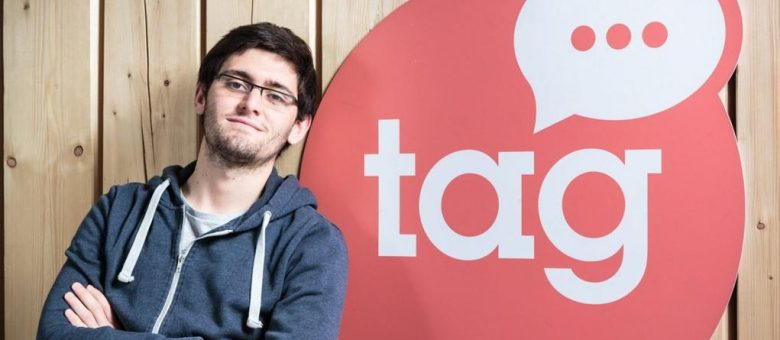 Davide Dattoli, Ceo&Founder Tag