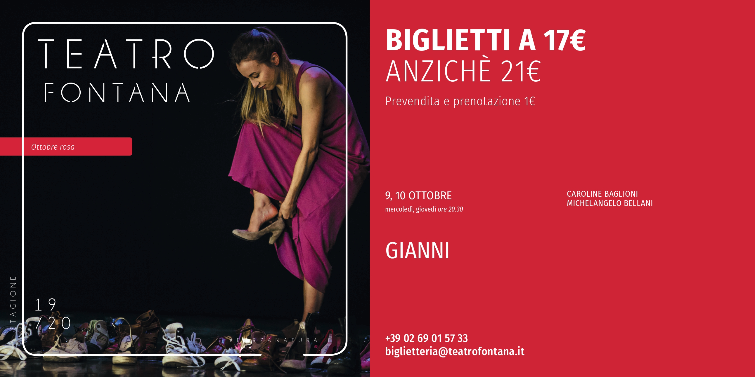 Gianni - Teatro Fontana
