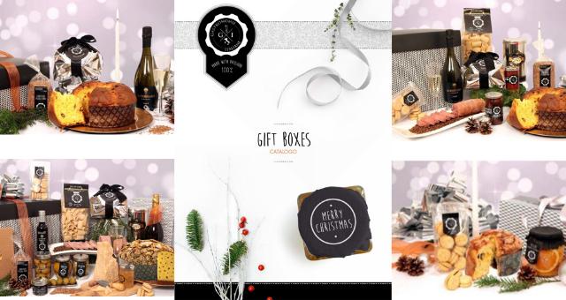 Christmas Gift Box Deliveristo 2019