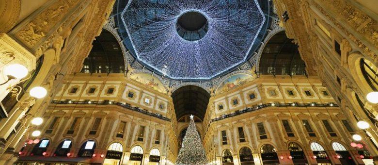 Forbes - Milan's Galleria Vittorio Emanuele II