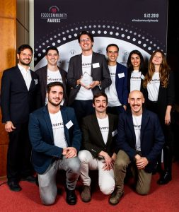 FoodCommunityAwards - Deliveristo