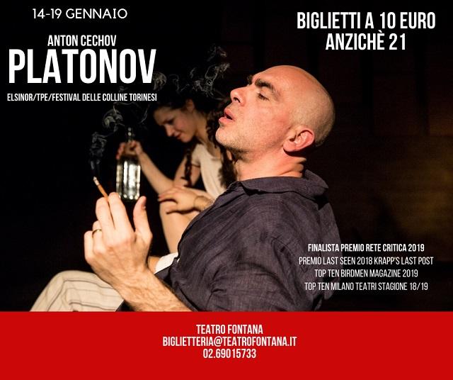 Teatro Fonata - Platonov