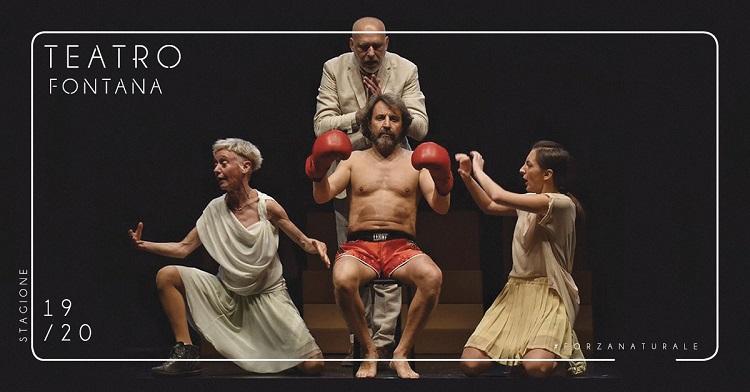 Teatro Fontana - Coma quando fiori piove