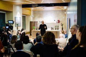 Franco Arminio al Wyde Celebrating Transformation