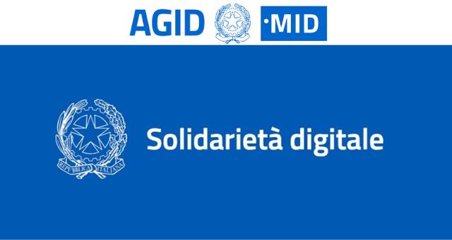 AGID MID Solidarietà Digitale