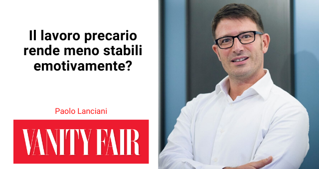 Paolo Lanciani X VanityFair