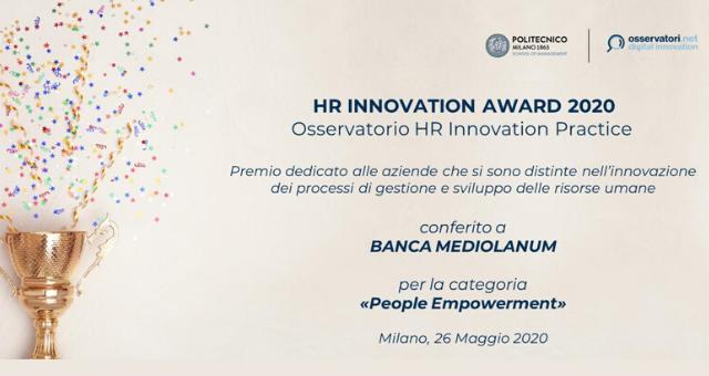 HR INNOVATION AWARD 2020_Myco