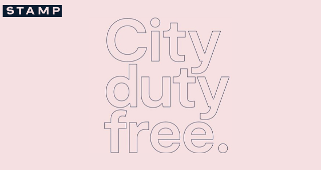 city duty free_Stamp