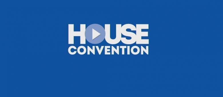 Evento digitale con House Convention