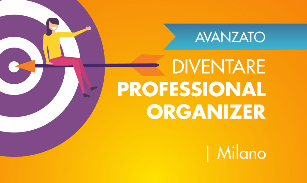 Diventare professional organizer